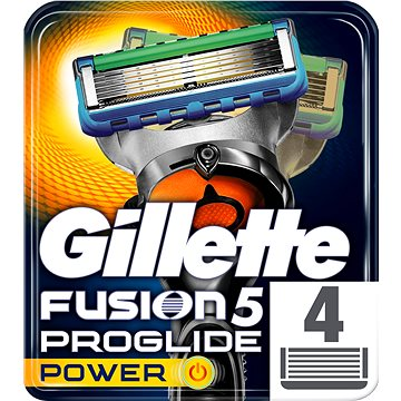 GILLETTE Fusion ProGlide Power 4 ks (7702018085576)