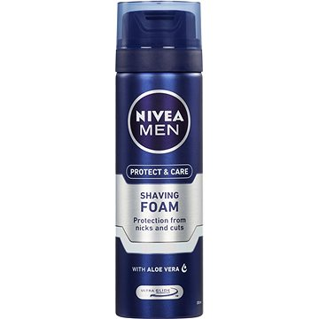 NIVEA Men Protect&Care Shaving Foam 200 ml (4005808228980)