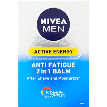 NIVEA MEN Balzám po holení Active Energy 100 ml