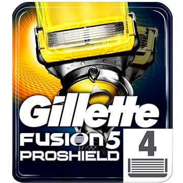 GILLETTE Fusion Proshield 4 ks (7702018412426)