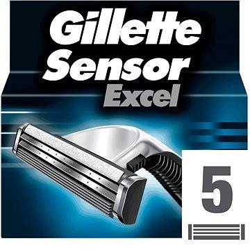 GILLETTE SensorExcel 5 ks (5901464000221)