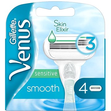 GILLETTE Venus Sensitive Smooth 4 ks (7702018491360)