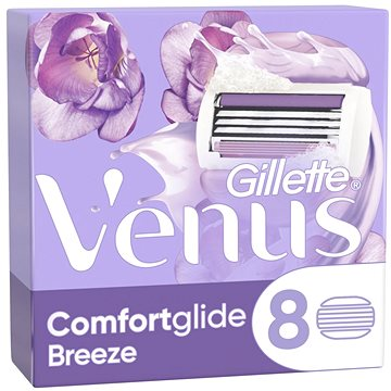 GILLETTE Venus ComfortGlide Breeze 8 ks (7702018886463)