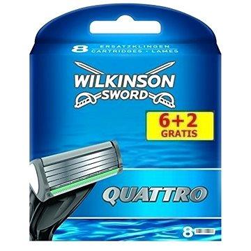 WILKINSON Quattro 8 ks (4027800809578)