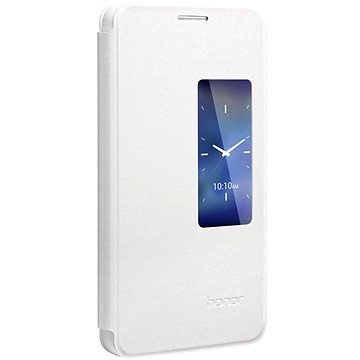 Honor 6 Flip Cover White (6901443033690)