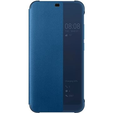Honor 10 PU Flip cover Deep Blue (51992479)