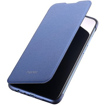 Honor 10 Lite Flip cover Blue