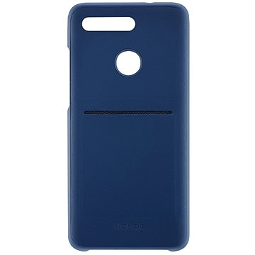 Honor View 20 Wallet cover Blue (51992816)