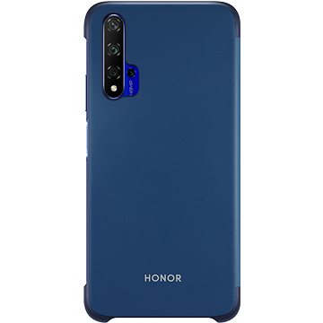 Honor 20 Flip-cover view Blue (51993181)