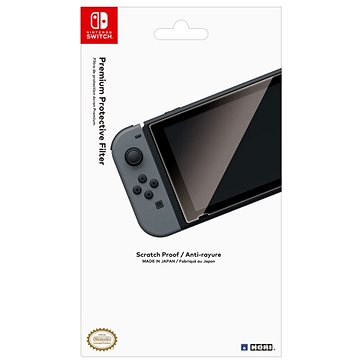 Hori Premium Screen Filter - Nintendo Switch (NSP215)