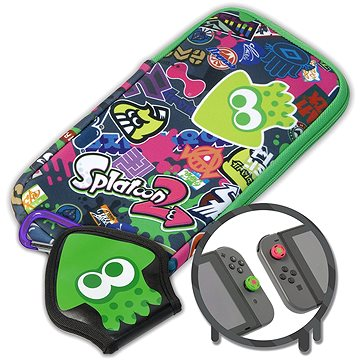 Hori Splatoon 2 Splat Pack - Nintendo Switch (873124006452)