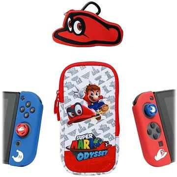 HORI Mario Odyssey Starter Kit - Nintendo Switch (873124006841)