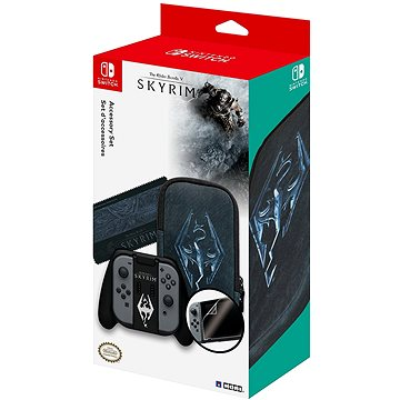 HORI Skyrim Accessory Set - Nintendo Switch (873124006766)