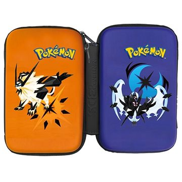 HORI Hard Pouch Pokémon Ultra Sun & Moon - 3DS XL (873124006865)