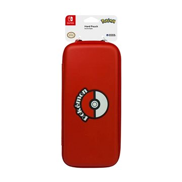 Hori Tough Pouch - Pokéball - Nintendo Switch (873124006568)
