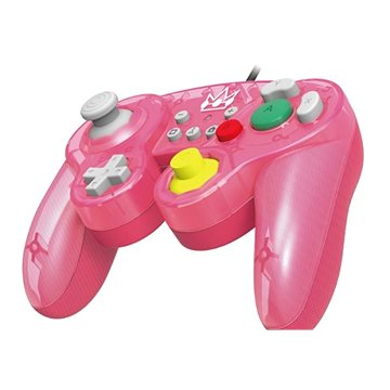 HORI GameCube Style BattlePad - Peach - Nintendo switch (0873124007343)
