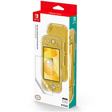 Hori Screen & System Protector - Nintendo Switch Lite (873124008623)