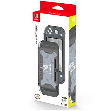 Hori Hybrid System Armor šedý - Nintendo Switch Lite (873124008722)