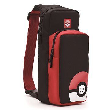 Hori Pokémon Shoulder Bag Pokeball - Nintendo Switch (873124007640)
