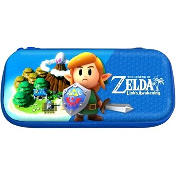 Hori Tough Pouch - The Legends of Zelda: Links Awakening - Nintendo Switch (873124007992)