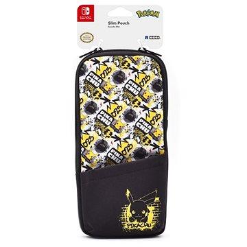 Hori Slim Pouch - Pikachu - Nintendo Switch (873124008654)