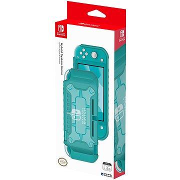 Hori Hybrid System Armor tyrkysový - Nintendo Switch Lite (873124008708)