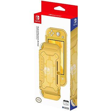 Hori Hybrid System Armor žlutý - Nintendo Switch Lite (873124008692)