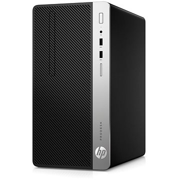 HP ProDesk 400 G4 Micro Tower (3KT87EA#BCM)