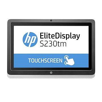 23 HP EliteDisplay S230tm touch (E4S03AA#ABB)