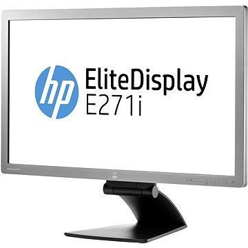 27 HP EliteDisplay E271i stříbrný (D7Z72AA#ABB)