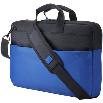 "HP Duotone BriefCase Blue 15.6"" (Y4T19AA#ABB)"