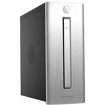 HP Envy 750-102nc Brushed Aluminium (P4S55EA#BCM) + ZDARMA Reproduktory Trust Tytan 2.1 Subwoofer Speaker Set - černé
