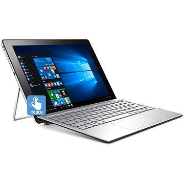 HP Spectre x2 12-a000nn Natural Silver + dock s ENG klávesnicí (P3L50EA#ABB) + ZDARMA Digitální předplatné Týden - roční