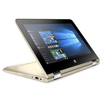 HP Pavilion 11-u000nc x360 Modern Gold Touch (F1W41EA#BCM) + ZDARMA Poukaz v hodnotě 500 Kč (elektronický) na příslušenství k notebookům. Poukaz má platnost do 30.5.2017.