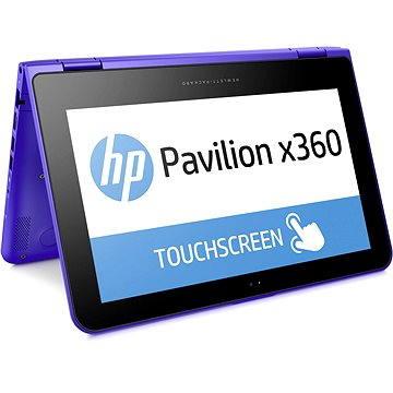 HP Pavilion 11-k006nc x360 Touch Violet Purple (N1L93EA#BCM)