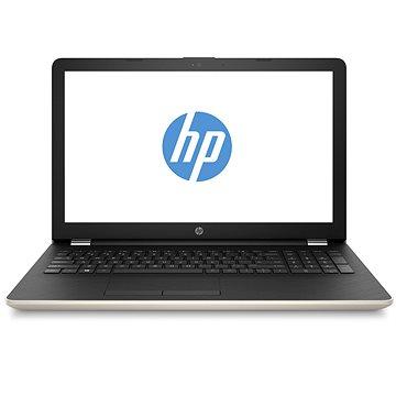 HP 15-bw054nc Silk Gold (2CN96EA#BCM) + ZDARMA Myš Microsoft Wireless Mobile Mouse 1850 Black