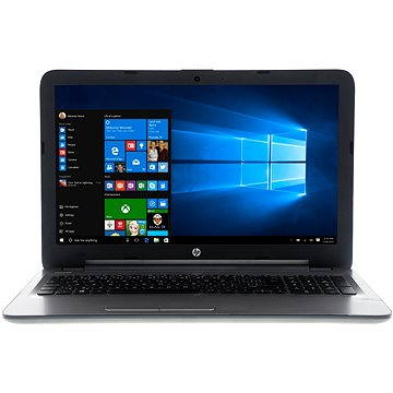 HP 15-ay051nc Turbo Silver (W8Y76EA#BCM) + ZDARMA Digitální předplatné Interview - SK - Roční předplatné Digitální předplatné Týden - roční