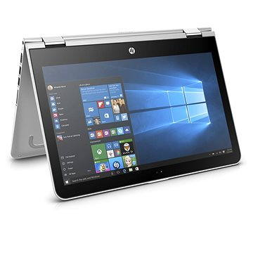 HP Pavilion 13-u103nc x360 Natural Silver Touch (Z3F64EA#BCM)