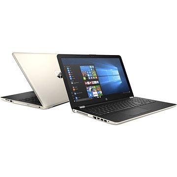 HP 15-bs027nh Selyemarany (2HN54EA#AKC) + ZDARMA Myš Microsoft Wireless Mobile Mouse 1850 Black