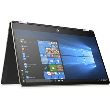 HP Pavilion x360 15-dq0007nc Luminous Gold Touch (6WK33EA#BCM)