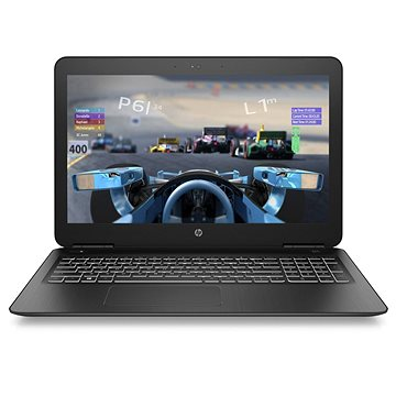HP Pavilion Power 15-bc411nc Shadow Black (4MH28EA#BCM)
