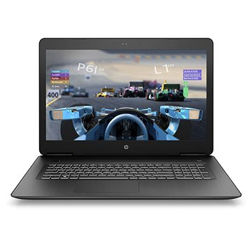 HP Pavilion Power 17-ab305nc Shadow Black (2PR99EA#BCM) + ZDARMA Myš Microsoft Wireless Mobile Mouse 1850 Black