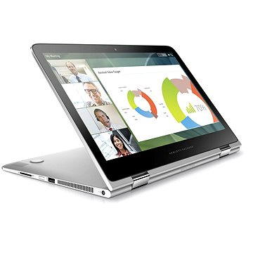 "HP Spectre 13-4100nc x360 Touch Natural Silver (P0F35EA#BCM) + ZDARMA Brašna na notebook HP Premium Ladies Case Black 15.6"""