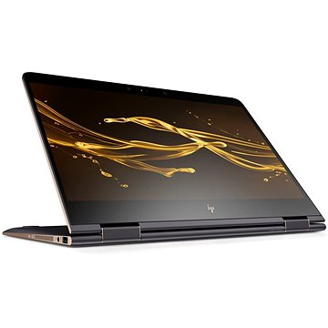 HP Spectre 13 x360-ac003nc Touch Dark Ash Silver (1TR34EA#BCM) + ZDARMA Myš Microsoft Wireless Mobile Mouse 1850 Black