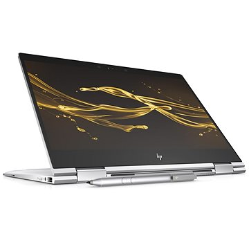 HP Spectre 13 x360-ae008nc Natural Silver (2ZG63EA#BCM) + ZDARMA Pouzdro na notebook HP Spectrum sleeve Gravity Black 13.3""