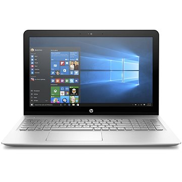 HP ENVY 15-as106nc Natural Silver (2EQ15EA#BCM) + ZDARMA Myš Microsoft Wireless Mobile Mouse 1850 Black Digitální předplatné Interview - SK - Roční od ALZY