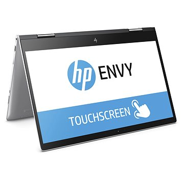 HP ENVY 15-bp001nc x360 Natural Silver (1VM38EA#BCM)