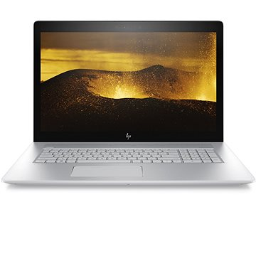 HP ENVY 17-ae102nc Natural Silver (2PN77EA#BCM) + ZDARMA Myš Microsoft Wireless Mobile Mouse 1850 Black