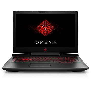 OMEN by HP 15-ce014nc Shadow Black (1VA46EA#BCM) + ZDARMA Hra pro PC The Rocket League