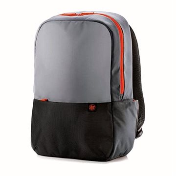 HP Duotone Backpack Orange 15.6 (Y4T23AA#ABB)